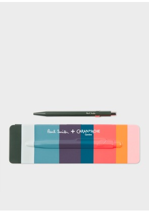 Caran d'Ache + Paul Smith - 849 Racing Green Ballpoint Pen