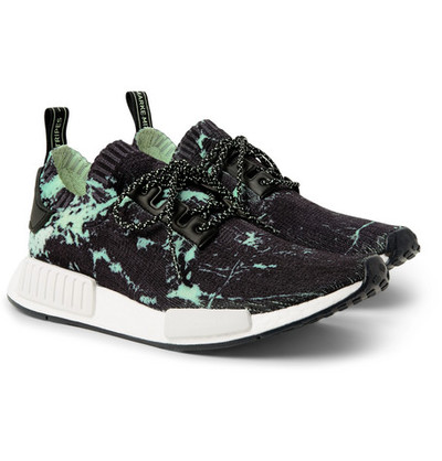a8ac0ceae684 COM great  adidas Originals recognized brands 0886b bf8ed  Adidas Originals  Nmd r1 Rubber-trimmed Primeknit Sneakers brand new 60034 ...