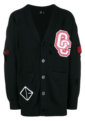 Opening Ceremony buttoned cardigan - Black