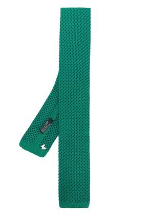 Fefè knitted tie - Green