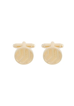 Northskull Mantz cufflinks - Metallic