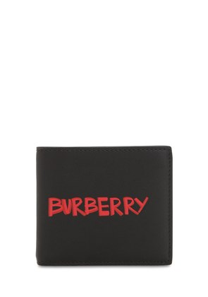 GRAFFITI SMOOTH LEATHER CLASSIC WALLET