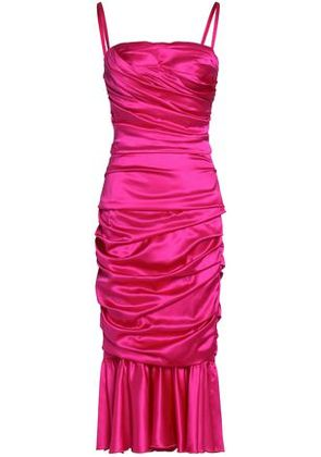 Dolce & Gabbana Woman Gowns Magenta Size 36