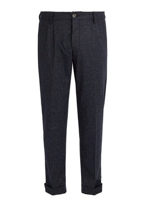 New Marshall straight-leg trousers