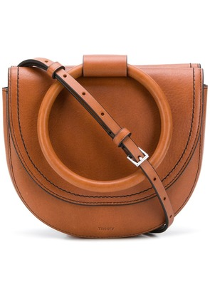 Theory bracelet shoulder bag - Brown