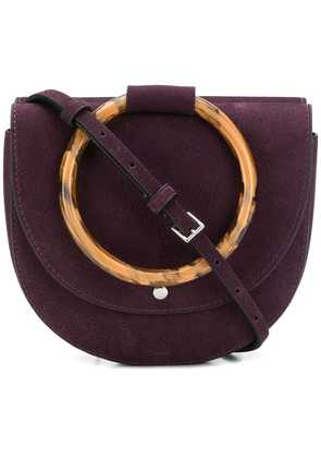 Theory bracelet shoulder bag - Pink & Purple