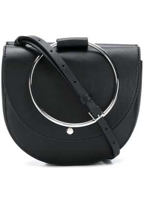 Theory bracelet shoulder bag - Black