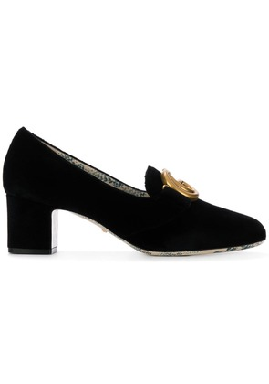 Gucci Double GG pumps - Black