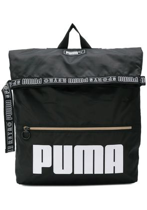 Puma sport messenger backpack - Black