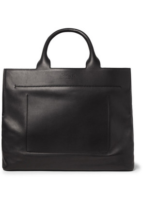 Cabas Ego Leather Tote Bag