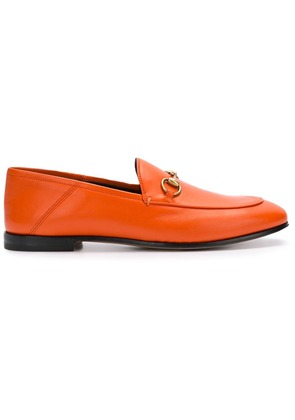 Gucci Horsebit loafers - Yellow & Orange