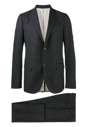Gucci dotted suit - Blue