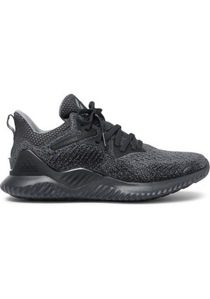 Adidas Sport - Alphabounce Beyond Forgedmesh Sneakers - Charcoal