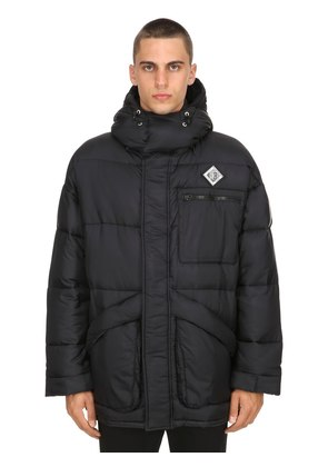 LIGHT RIPSTOP DOWN JACKET