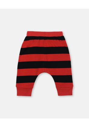 Stella McCartney Kids Red Striped Trousers, Unisex, Size 1-3