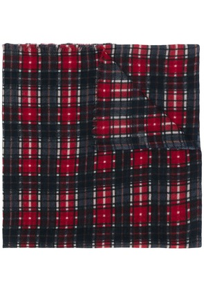 Altea checked scarf - Red