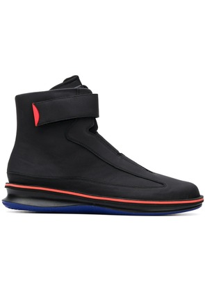 Camper Lab Rolling laceless boots - Black