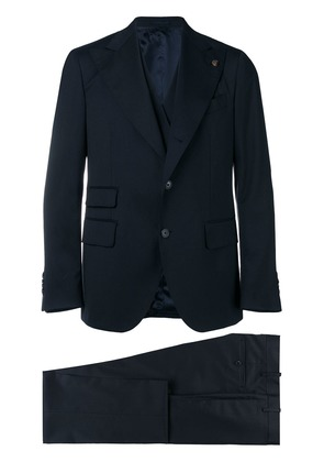 Gabriele Pasini three-piece suit - Blue
