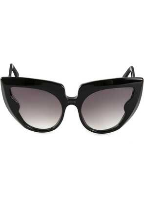 Barn's 'Diva Frame' sunglasses - Black