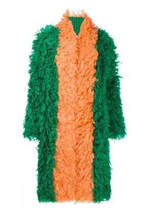 Gucci knitted coat - Green