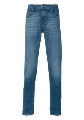 J Brand Tyler tapered slim fit jeans - Blue