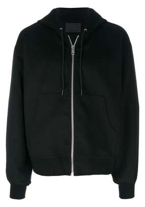 Alexander Wang zip up hoodie - Black