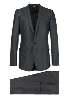 Dolce & Gabbana tailored two piece suit - Grey