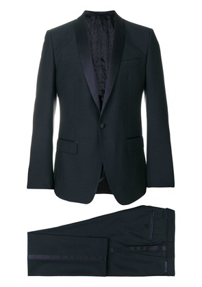 Dolce & Gabbana Martini two-piece suit - Blue