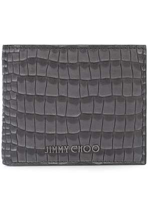 Jimmy Choo Mark wallet - Grey