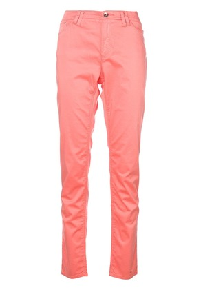 Armani Jeans straight jeans - Pink