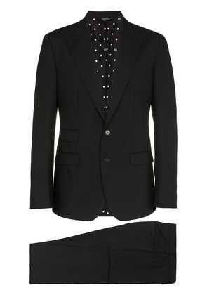 Dolce & Gabbana silk dinner suit - Black