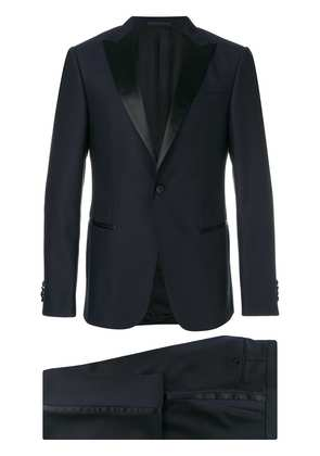 Z Zegna two piece dinner suit - Blue