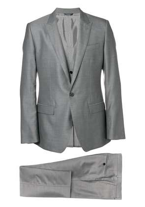 Dolce & Gabbana three piece suit - Grey