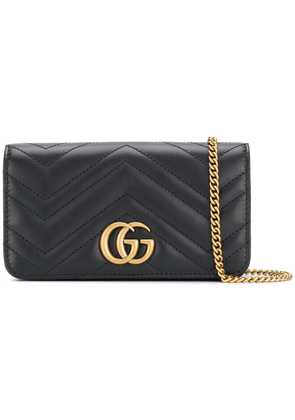 Gucci GG Marmont shoulder bag - Black