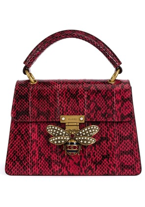 Gucci small Queen Margaret top handle bag - Red