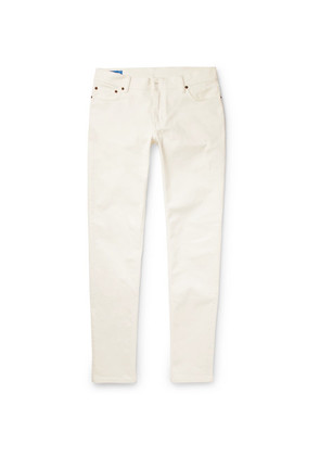 North Slim-fit Stretch-denim Jeans