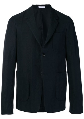 Jil Sander formal blazer - Blue