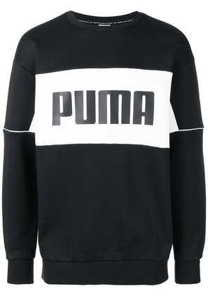 Puma printed sweatshirt - Black