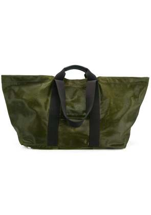 Holland & Holland oversized weekend holdall - Green