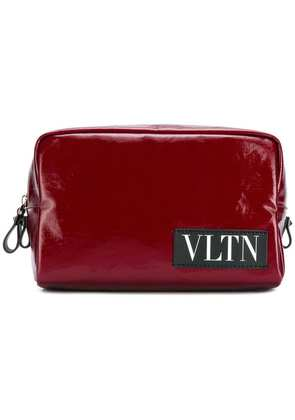 Valentino Valentino Garavani VLTN wash bag - Red