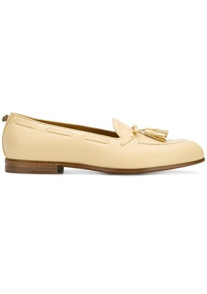 Gucci tassel detail loafers - Nude & Neutrals