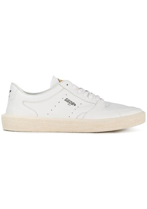 Golden Goose Deluxe Brand Tenthstar tongue sneakers - White
