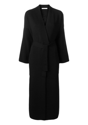 Gentry Portofino perfectly fitted coat - Black