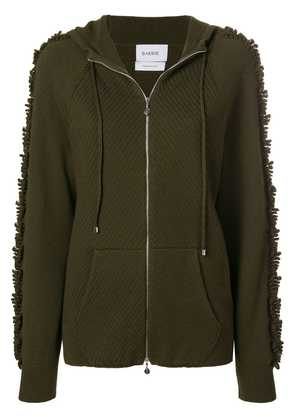 Barrie Troisieme Dimension cashmere hoodie - Green