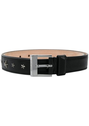 Jimmy Choo star studded belt - Black