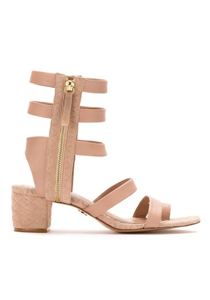Andrea Bogosian leather sandals - Neutrals