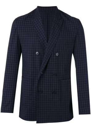 3.1 Phillip Lim checkered blazer - Blue