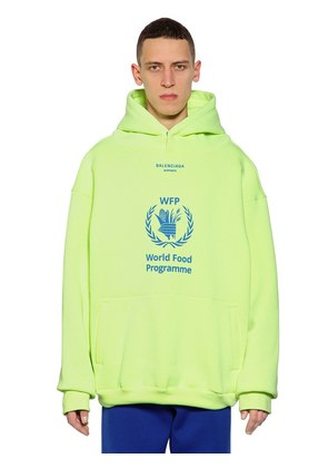 WORLD FOOD PROGRAM SWEATSHIRT HOODIE