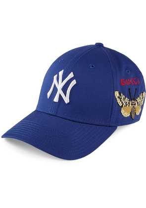 Gucci Baseball cap with NY Yankees™ patch - Blue