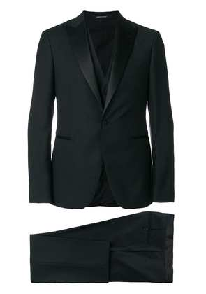 Tagliatore three piece tuxedo - Black